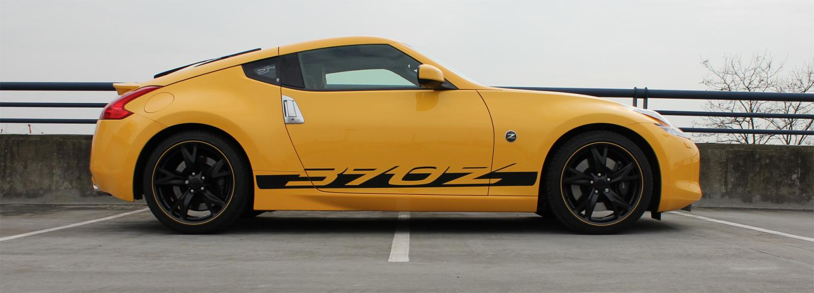 Thoughts on quot 370z quot side decal page 3 nissan 370z forum