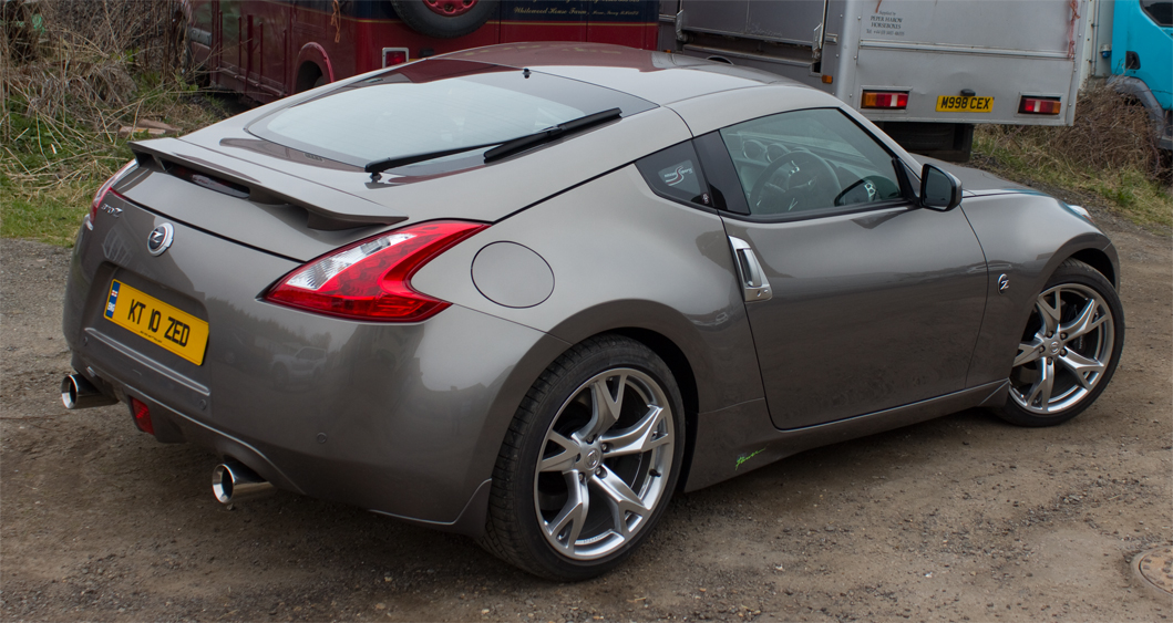Gray 350z Pictures To Pin On Pinterest Pinsdaddy